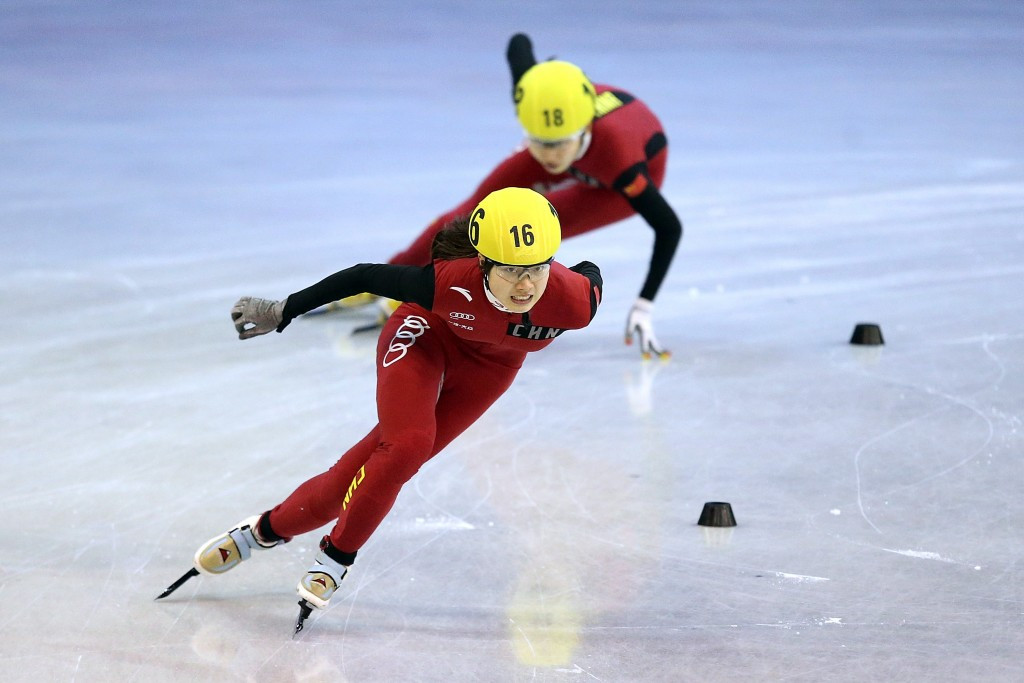 Qu takes classification lead after 500m victory at World Junior Short Track Speed Skating Championships