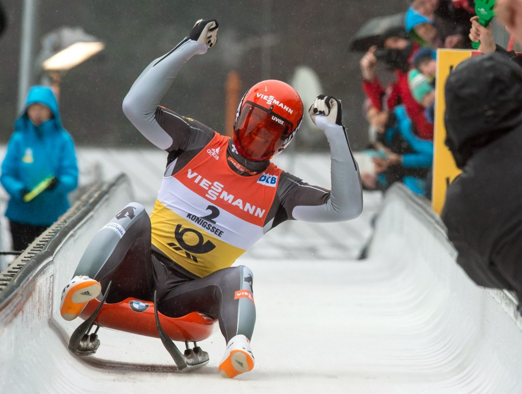 Olympic champion Loch claims fifth Luge World Championships crown in Königssee