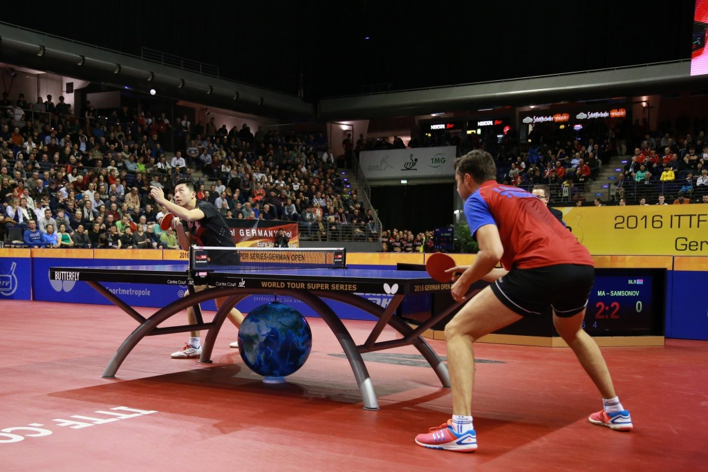 China's Ma adds to ITTF World Tour titles haul with victory at Berlin Open