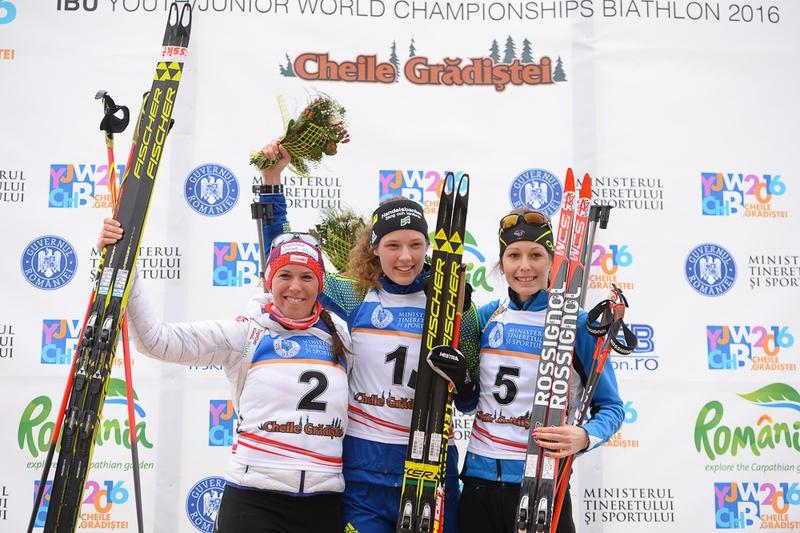 Oeberg seals second IBU Junior World Championships gold as Doherty takes junior men's pursuit glory