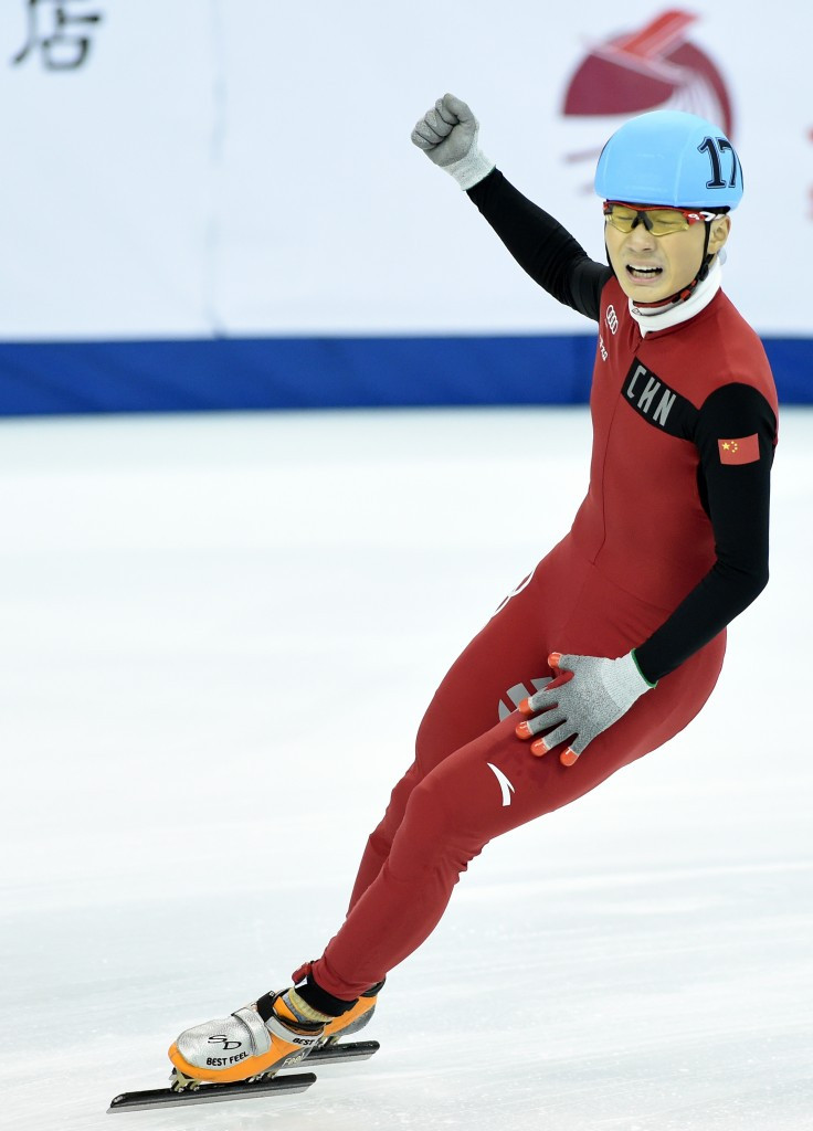 Ren reigns at World Junior Short Track Speed Skating Championships