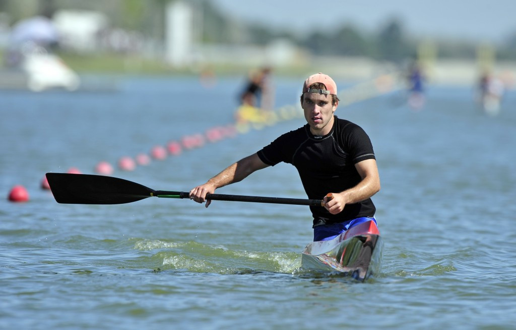 Canoe sprint is set to be held on Matyeri Lake in Szeged ©Getty Images