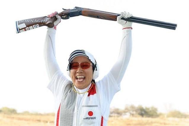 Ishikara claims fifth Japanese gold at Asian Olympic Shooting Qualifier