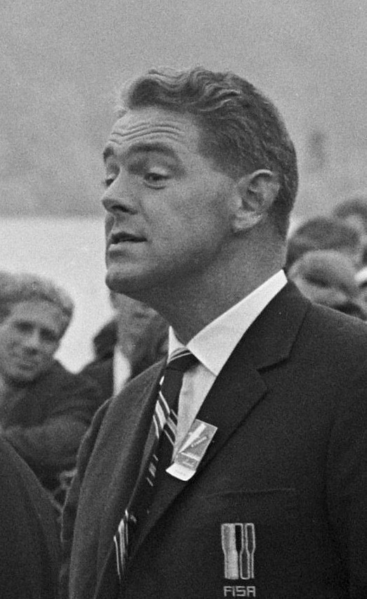 Thomas Keller was a long-time President of both the International Rowing Federation and the General Assembly of International Sports Federations