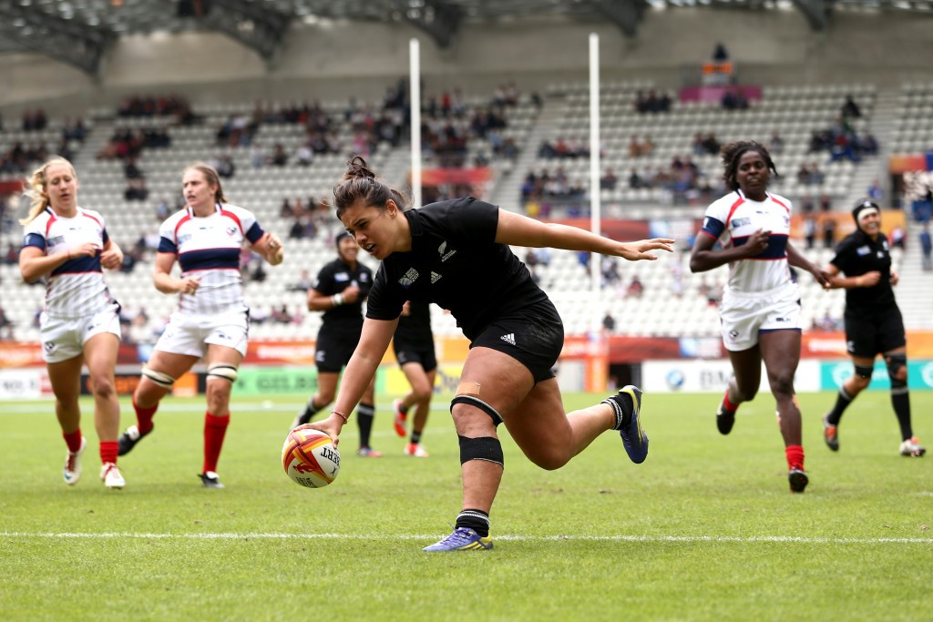 New Zealand top World Rugby's first women's rankings