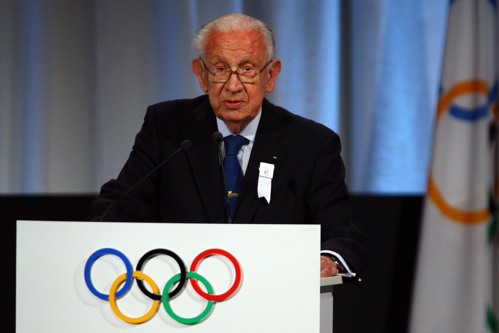 Spain's Juan Antonio Samaranch was President of the International Olympic Committee from 1980 until 2001 ©Getty Images