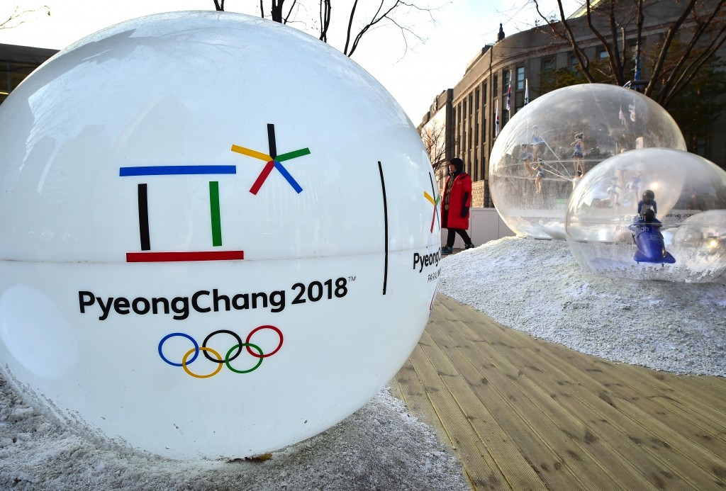 Pyeongchang 2018 to use robots to help with security at Olympic venues