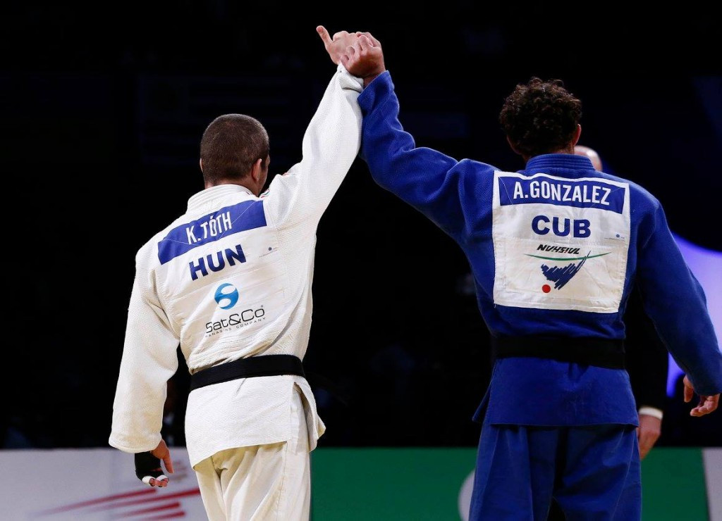 Castro-Soto praises impact of judo following IJF Grand Prix in Havana