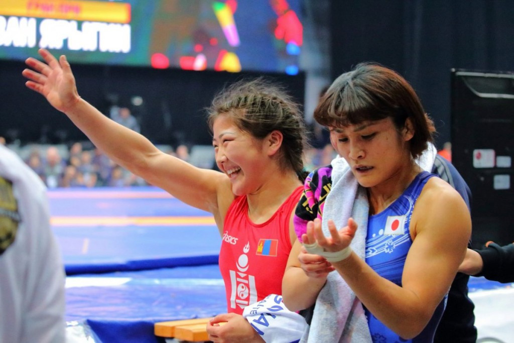 Wrestling legend Icho falls to first loss on the mat since 2003 at Yarygin  Grand Prix