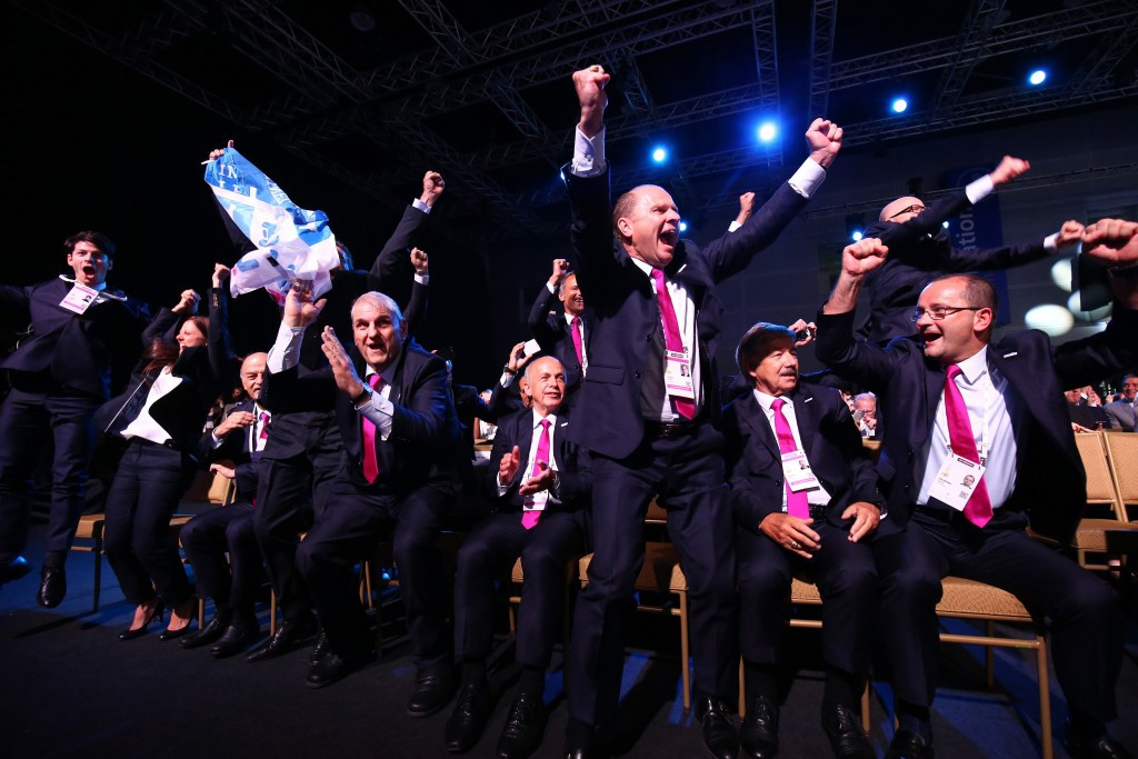 Lausanne was named host of the 2020 Winter Youth Olympic Games at last year's IOC Session in Kuala Lumpur