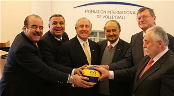 FIVB President Graça backed for second term by all five Continental Confederations