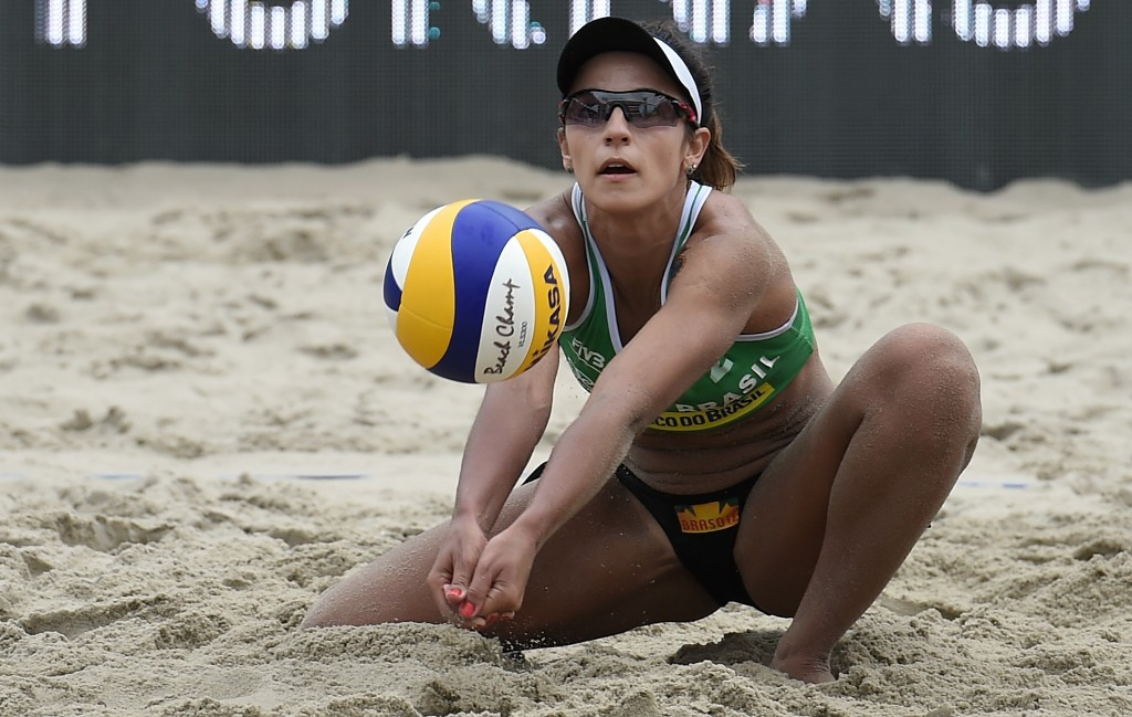 Beach volleyball was one of the most in demand sports according to Rio 2016 ©Getty Images