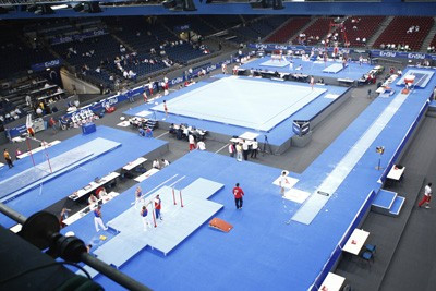 Stuttgart last hosted the Artistic Gymnastics World Championships in 2007 ©FIG