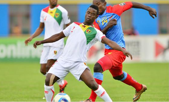 Democratic Republic of Congo beat Guinea on penalties to reach African Nations Championship final
