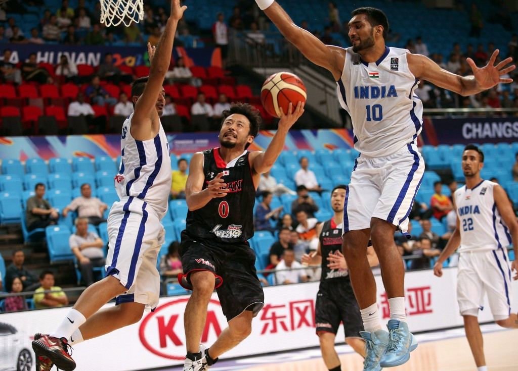 Teams have been urged to withdraw from the South Asian Games basketball competition by FIBA ©Getty Images