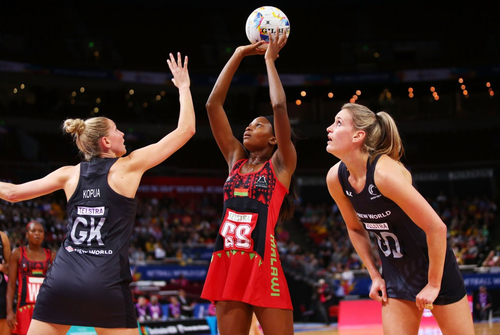 Mwai Kumwenda is an integral part of the Malawi national netball team and was named Player of the Tournament at  the 2015 World Cup