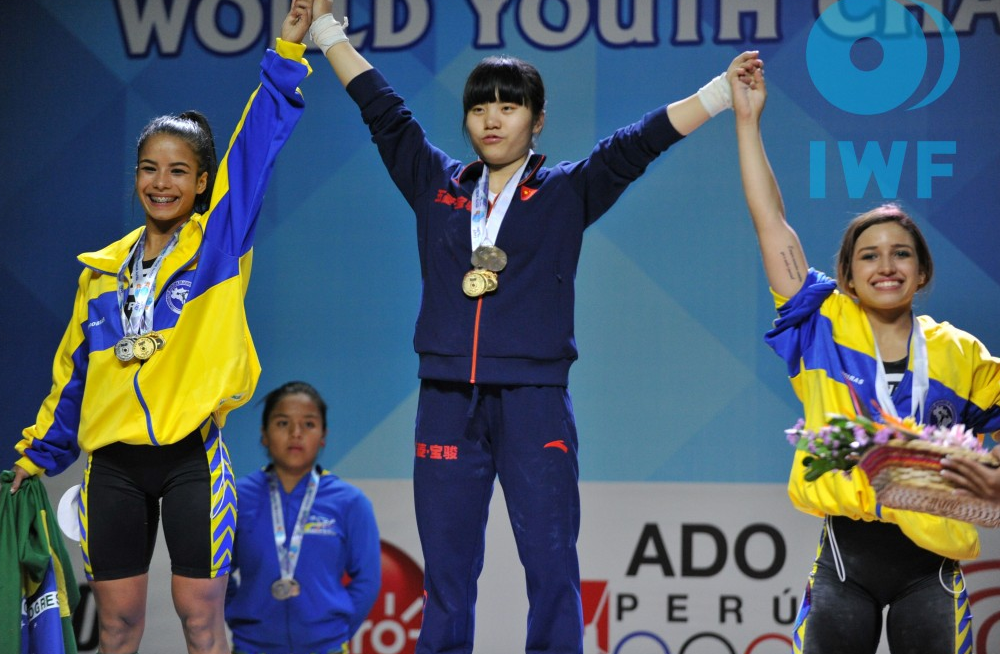 Brazilian teenager among latest doping cases announced by International Weightlifting Federation