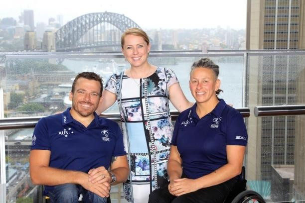 Fearnley and Di Toro appointed Australian team captains for Rio 2016 Paralympics
