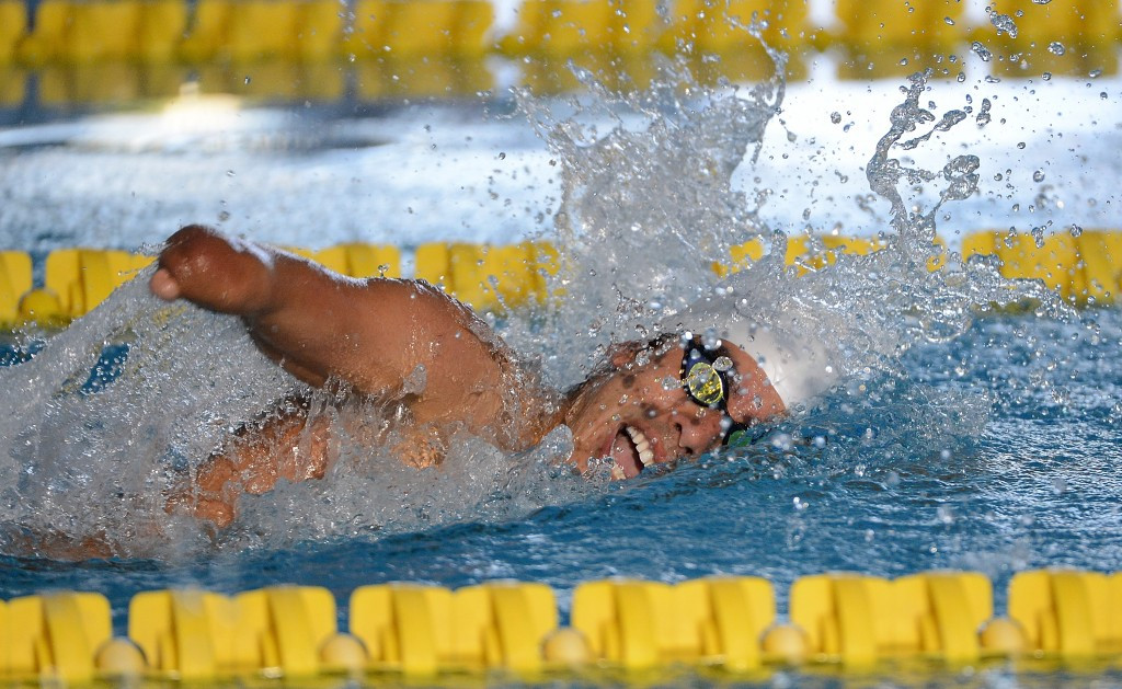 Dias to head Brazilian medal charge at IPC Swimming World Championships in Glasgow