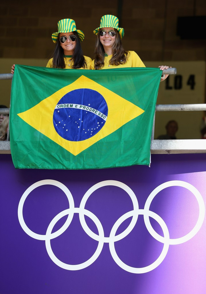 Hosts Brazil predicted to win 22 medals at Rio 2016
