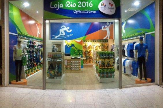 Rio 2016 appoints British-based company involved in London 2012 to run merchandise and retail outlets
