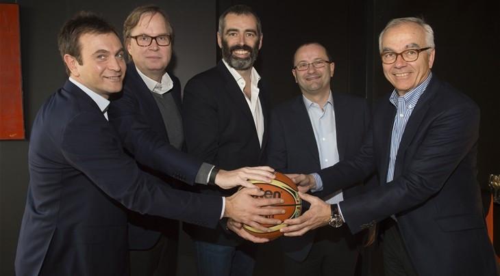 FIBA has entered into a long-term partnership with digital media content provider Perform ©FIBA