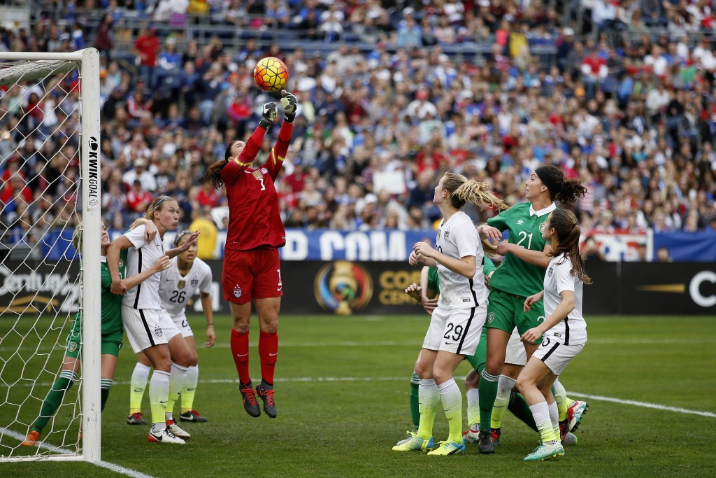 US Soccer file lawsuit to stop women's national team going on strike before Rio 2016