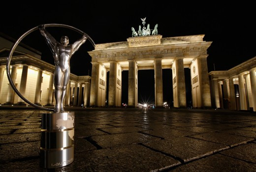 2016 Laureus Sports Awards ceremony to be held in Berlin
