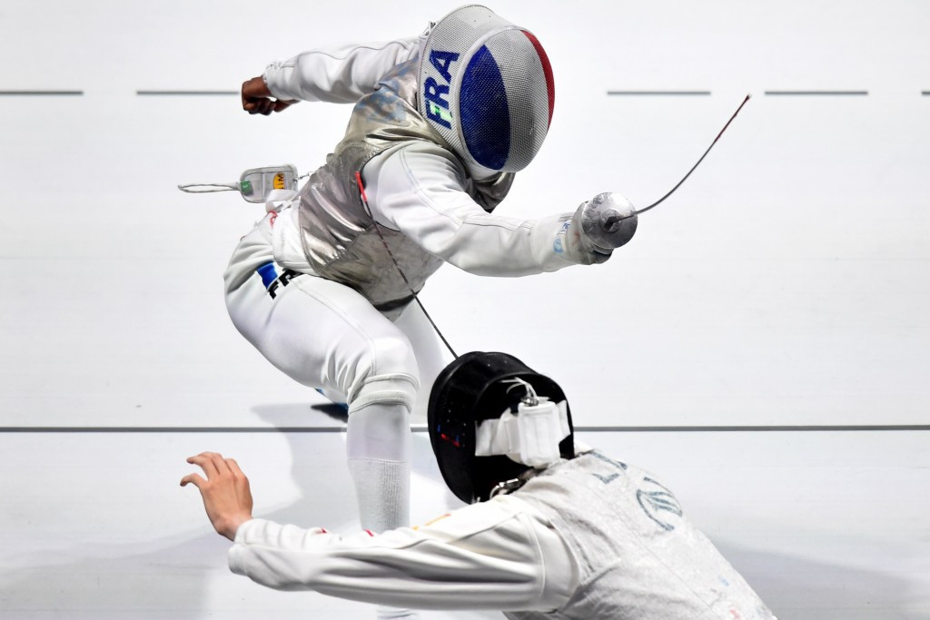Eight nations will be confirmed of Rio 2016 men's team foil places following Bonn World Cup ©Getty Images
