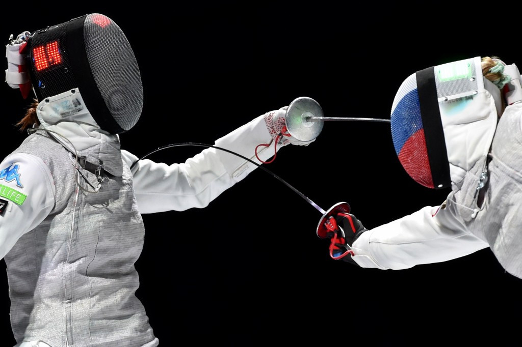 The penultimate women's foil World Cup event is taking place in Algiers this weekend ©Getty Images