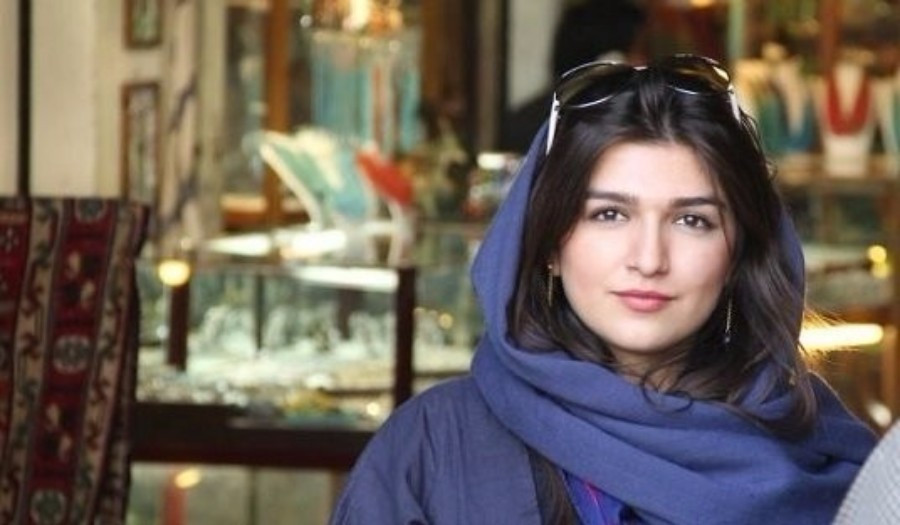 Ghoncheh Ghavami was jailed for violating the ban on women attending volleyball matches ©change.org
