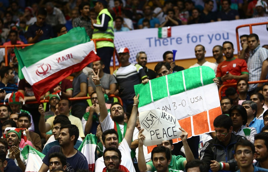 Iran promise women can ignore ban and attend FIVB Beach Volleyball Tour event