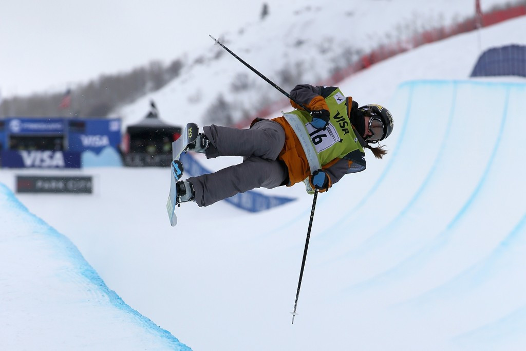 Home favourite Bowman earns women's halfpipe victory at Freestyle Skiing World Cup in Park City