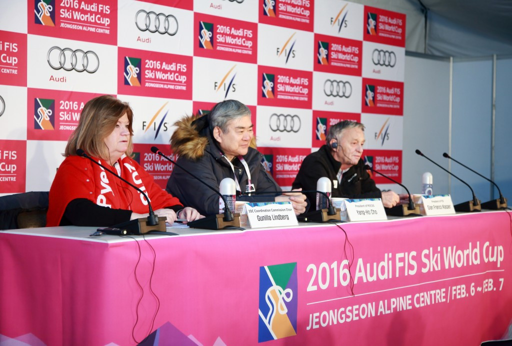 The International Olympic Committee were full of praise for Pyeongchang 2018