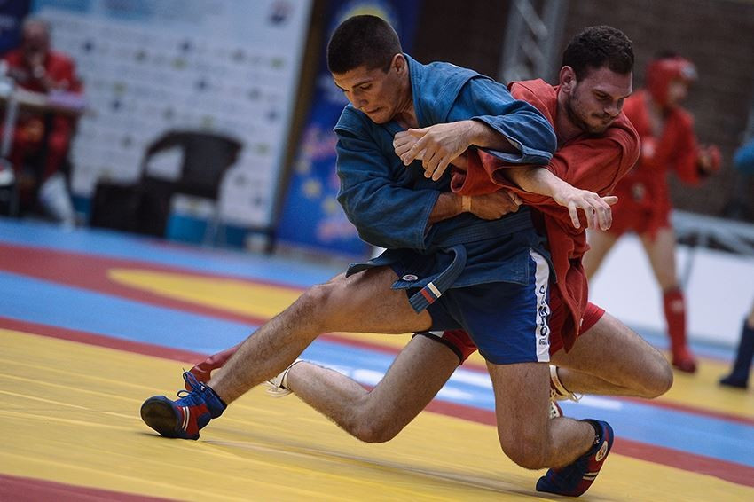 Moldova and Romania join gold medal list as Russia dominate once more on final day at European Sambo Championships