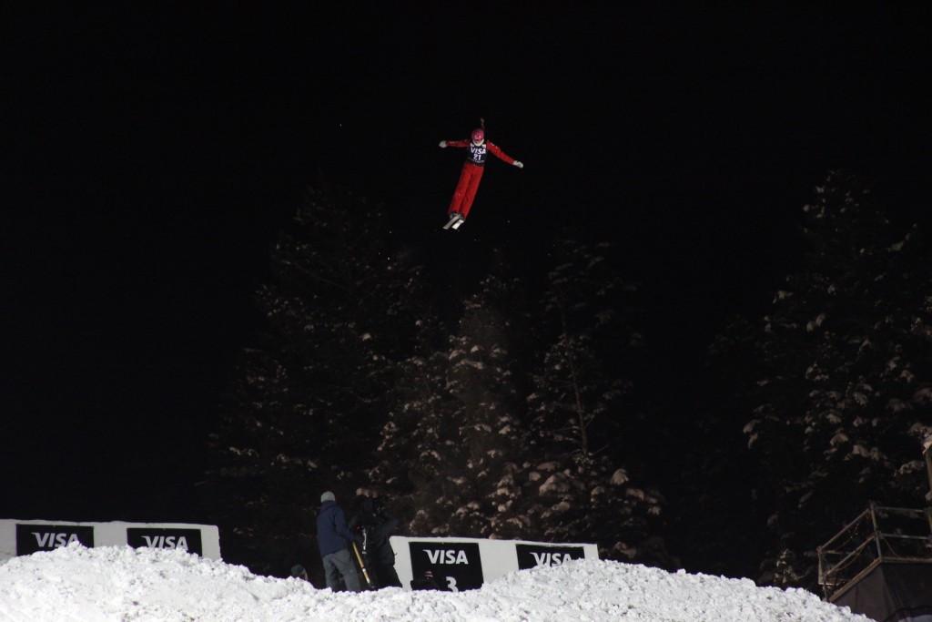 Medulich seals maiden FIS Freestyle World Cup aerials win at Deer Valley