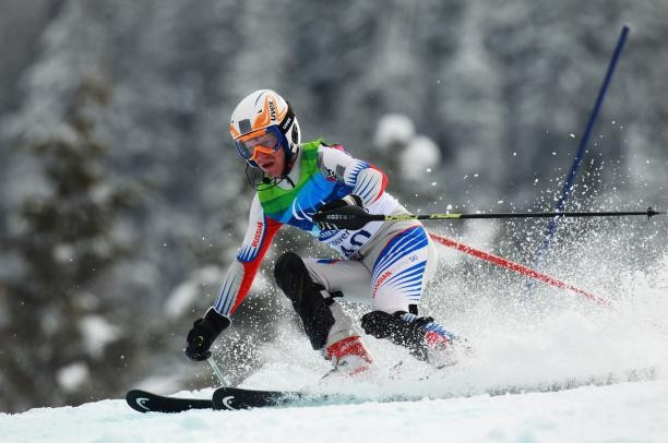 Trio bag hat-trick of golds at IPC Alpine Skiing Europa Cup