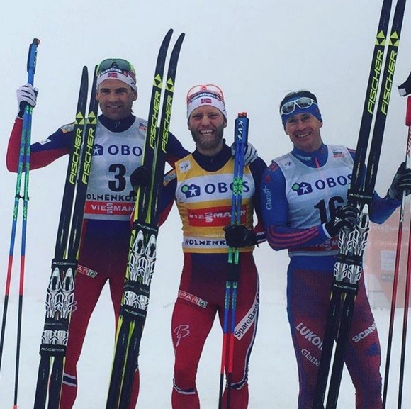 Sundby storms to home success at FIS Cross-Country World Cup