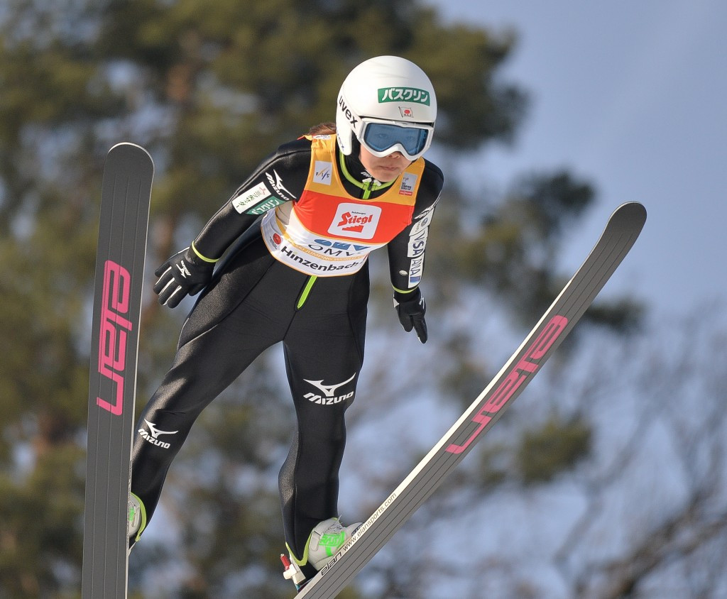 Takanashi extends winning streak to nine at FIS Ski Jumping World Cup