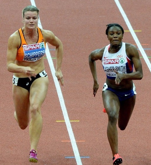 Schippers and Rodgers run away with 60m titles at IAAF World Indoor Tour meeting in Karlsruhe