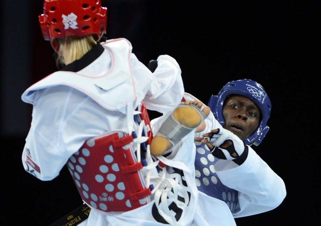 Ivorian qualifies for second consecutive Olympics with victory at Rio 2016 African Taekwondo Qualifier
