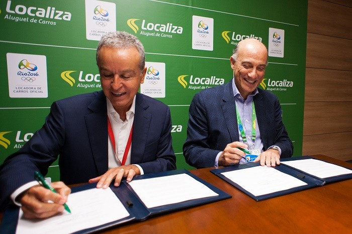 Rio 2016 sign deal with car rental company to provide vehicles for Torch Relays