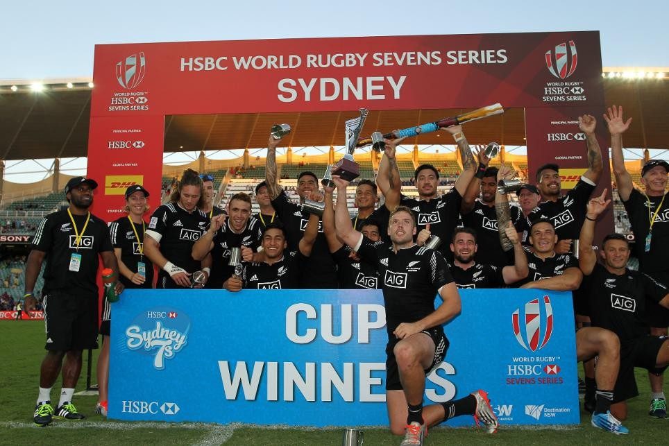 New Zealand defeat hosts in Sydney Sevens final but could face disciplinary action for rule breach