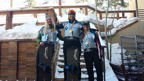 Mentel-Spee among back-to-back IPC Snowboard World Cup winners on return from cancer treatment