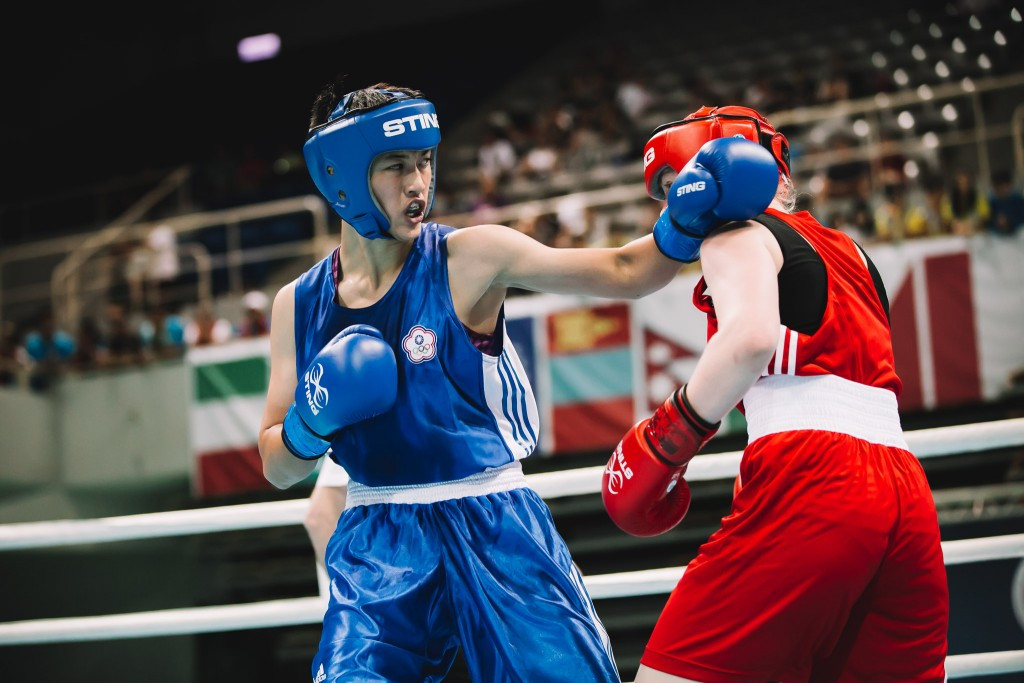 Kosovo's Sadiku overcomes the odds to defeat Swiss opponent at AIBA Women's Junior and Youth World Championships