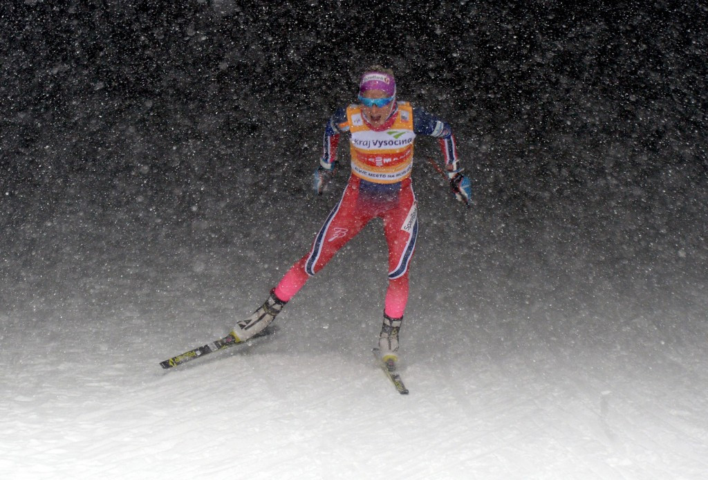 Therese Johaug was in irresistible form in Norway ©Getty Images