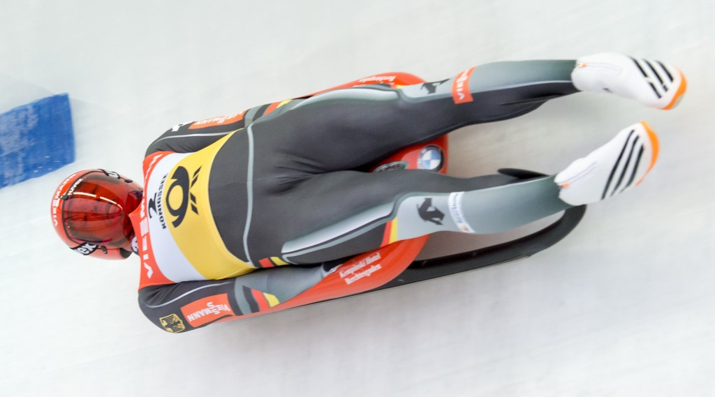 Olympic champion Loch claims sixth consecutive Luge World Cup victory