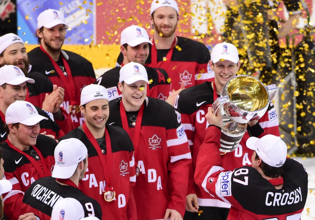 Canada secure Ice Hockey World Championship crown