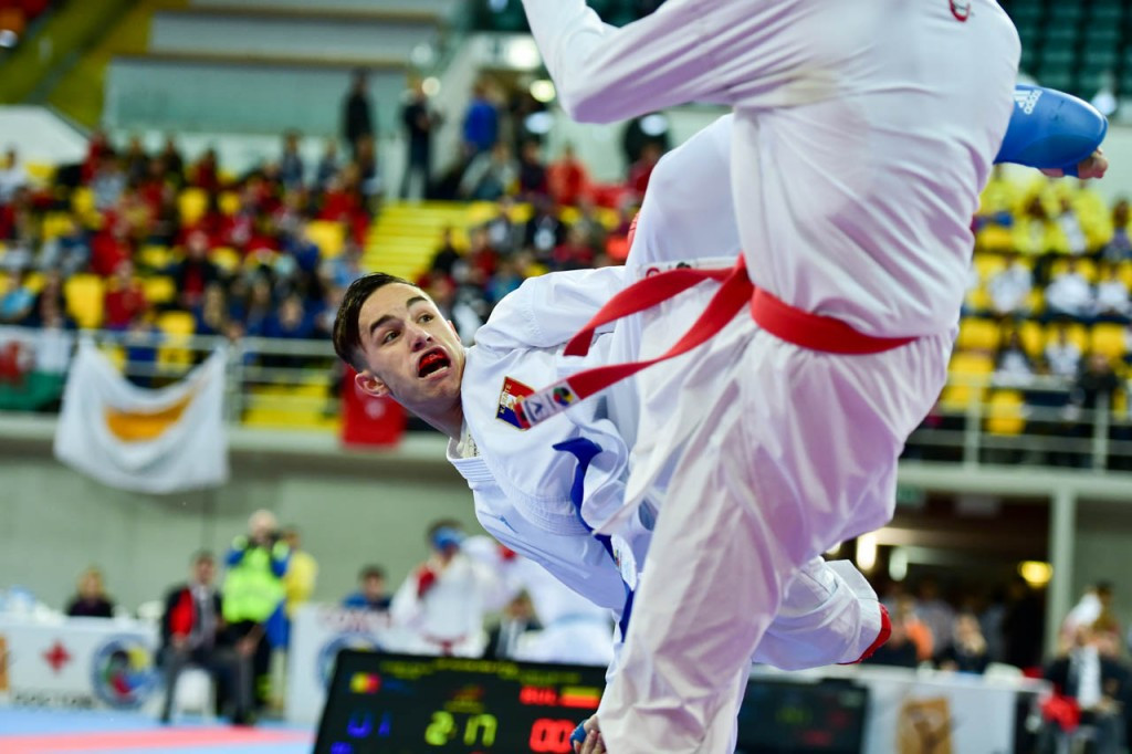 Turkey earn hat-trick of kumite titles at EKF Cadet, Junior and under-21 Championships