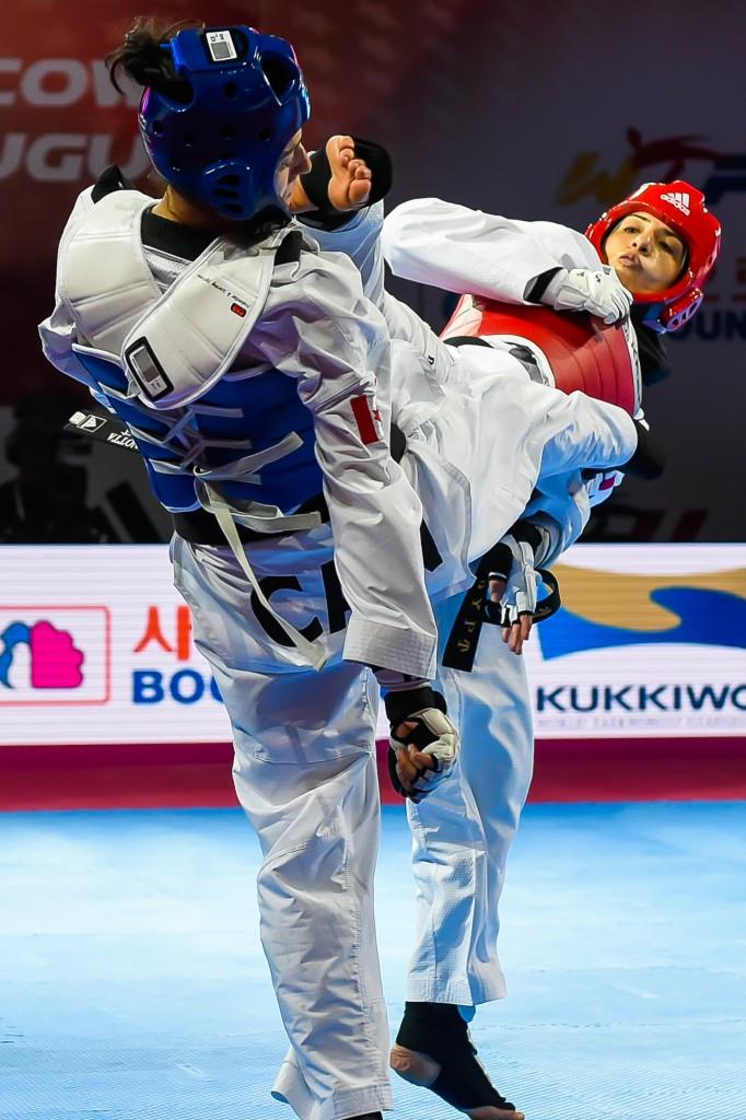 Zaki earns third Rio 2016 spot for Egypt at African Taekwondo Qualifier